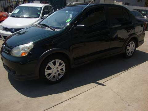 2003 Toyota ECHO for sale in Whittier, CA