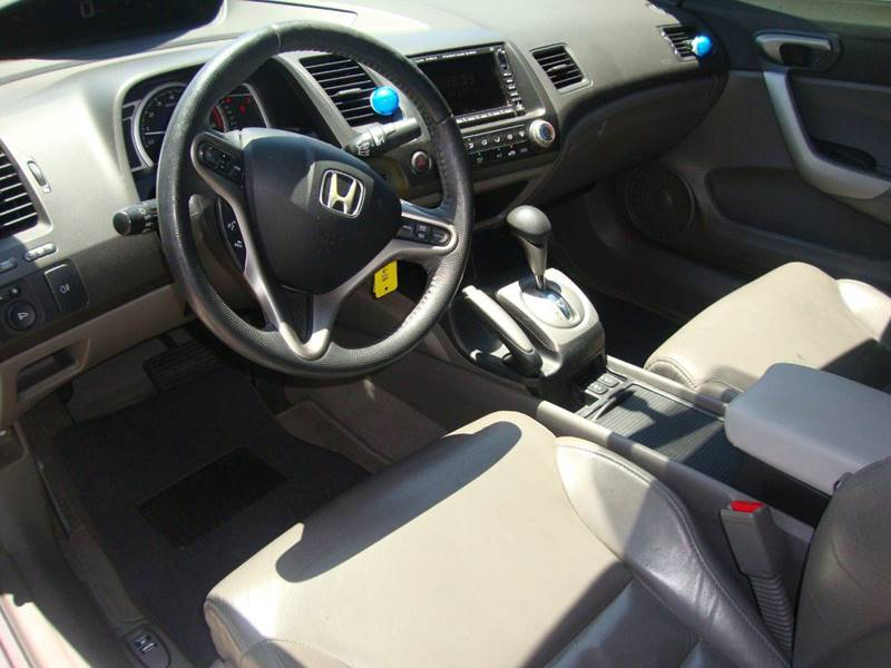 2008 Honda Civic for sale at Car Tech USA in Whittier CA