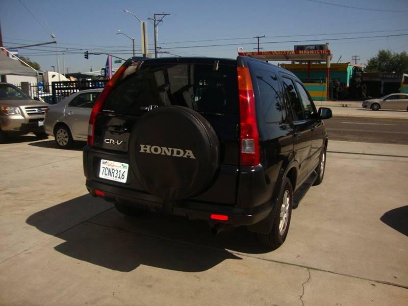 2002 Honda CR-V for sale at Car Tech USA in Whittier CA