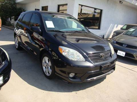 2007 Toyota Matrix for sale at Car Tech USA in Whittier CA