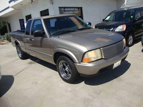 2000 GMC Sonoma for sale at Car Tech USA in Whittier CA