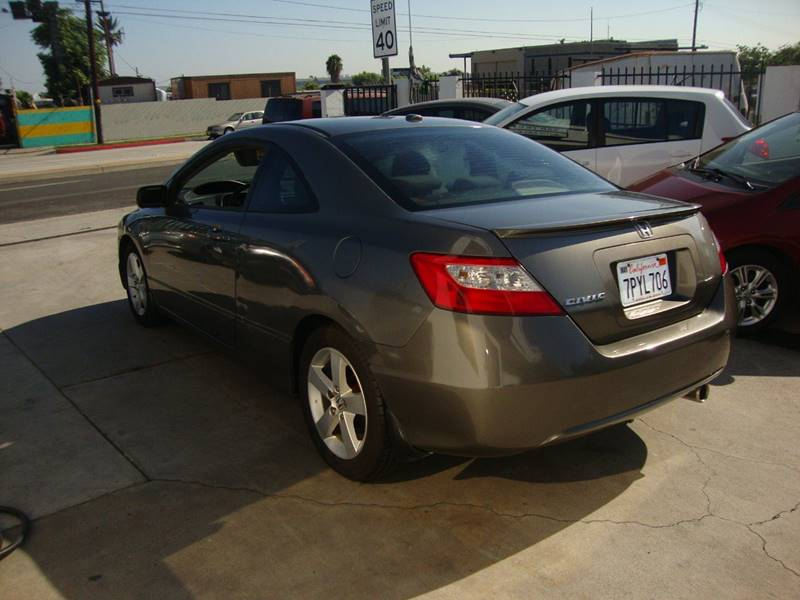 2006 Honda Civic for sale at Car Tech USA in Whittier CA