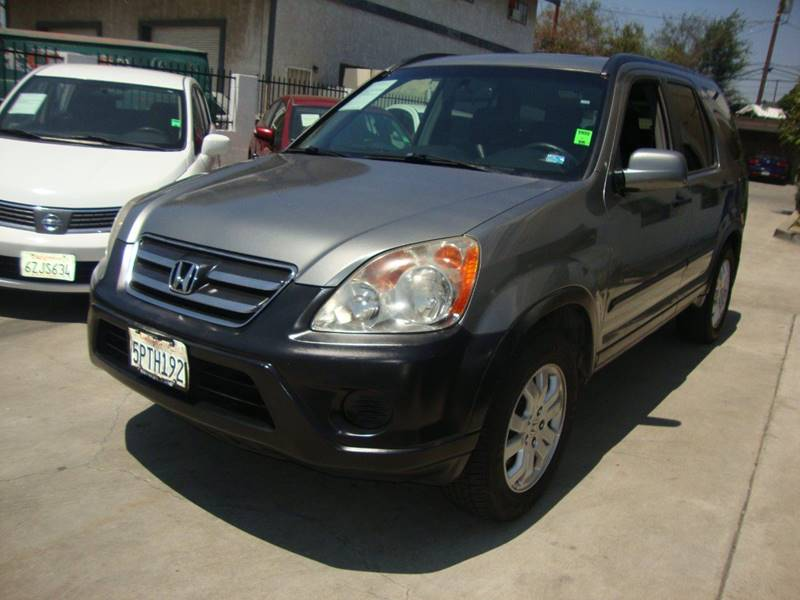 2005 Honda CR-V for sale at Car Tech USA in Whittier CA