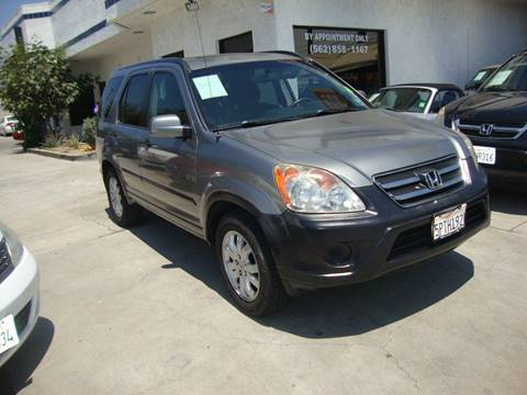 2005 Honda CR-V for sale at Car Tech USA in Whittier CA