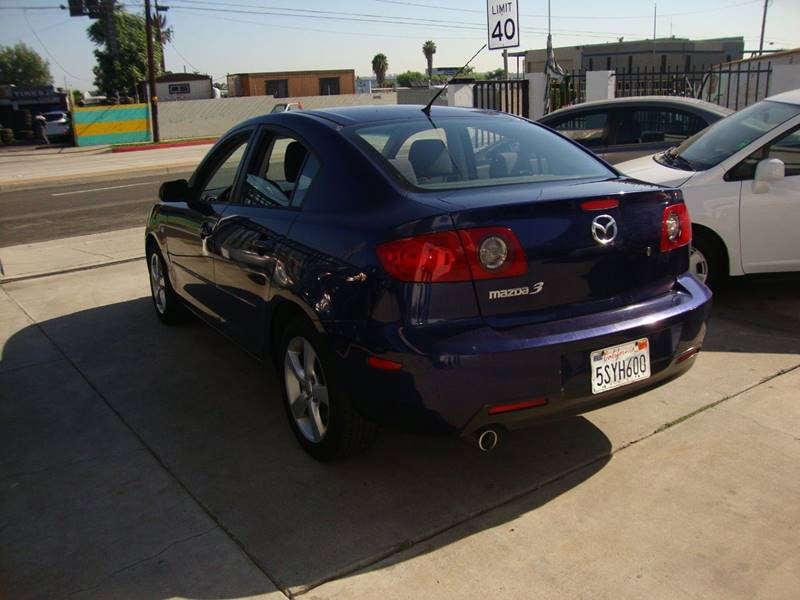 2006 Mazda MAZDA3 for sale at Car Tech USA in Whittier CA