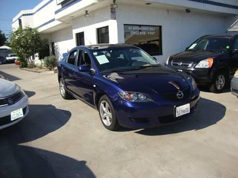 2006 Mazda MAZDA3 for sale at Car Tech USA in Whittier CA