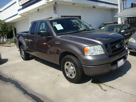 2005 Ford F-150 for sale at Car Tech USA in Whittier CA