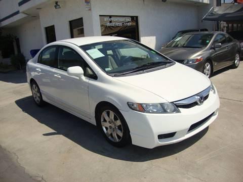 2010 Honda Civic for sale in Whittier, CA