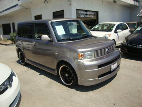 2004 Scion xB for sale at Car Tech USA in Whittier CA