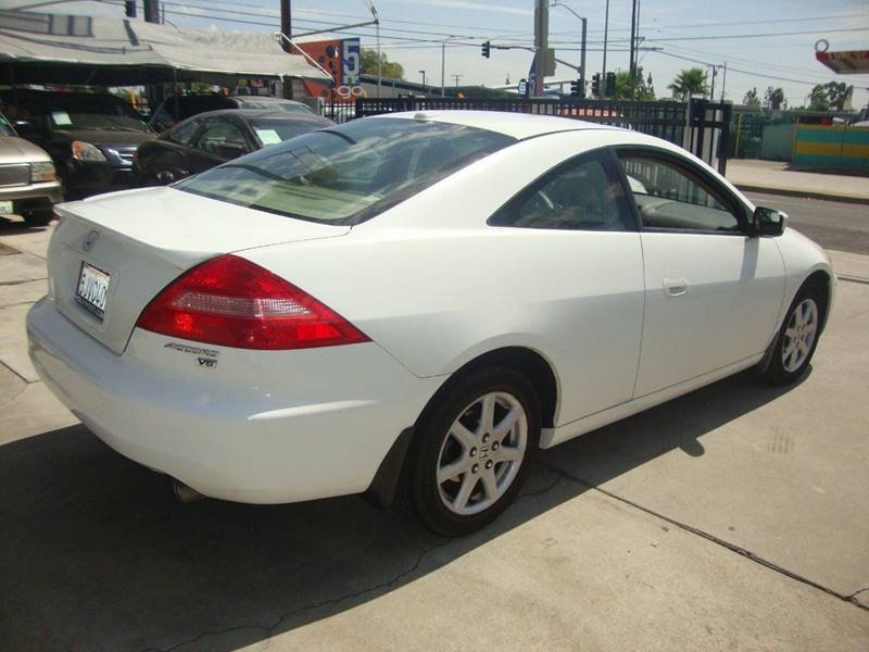 2004 Honda Accord for sale at Car Tech USA in Whittier CA