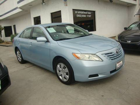 2009 Toyota Camry for sale at Car Tech USA in Whittier CA