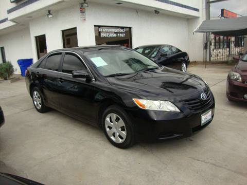 2007 Toyota Camry for sale at Car Tech USA in Whittier CA