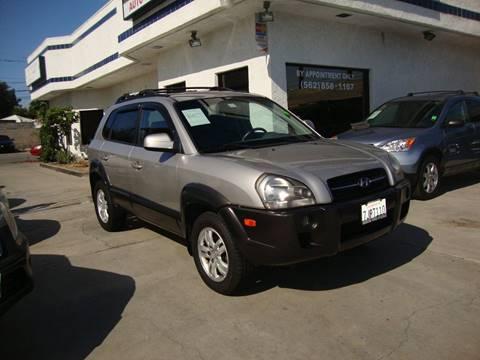 2006 Hyundai Tucson for sale at Car Tech USA in Whittier CA