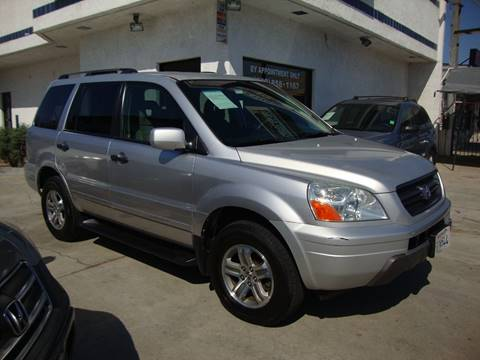 2004 Honda Pilot for sale at Car Tech USA in Whittier CA