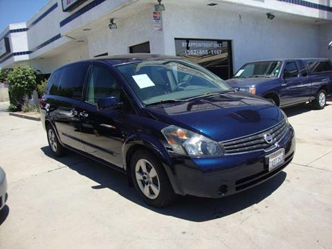 2008 Nissan Quest for sale in Whittier, CA