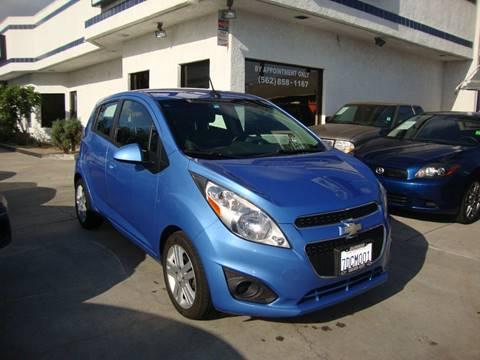 2014 Chevrolet Spark for sale at Car Tech USA in Whittier CA
