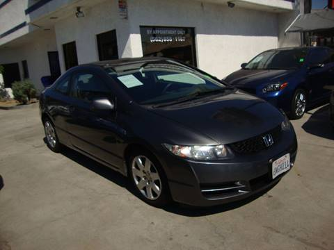 2010 Honda Civic for sale at Car Tech USA in Whittier CA