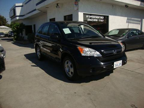 2007 Honda CR-V for sale at Car Tech USA in Whittier CA