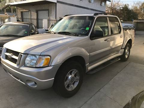 2004 Ford Explorer Sport Trac for sale in Whittier, CA