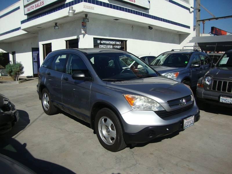 2008 Honda CR V For Sale At Car Tech USA In Whittier CA