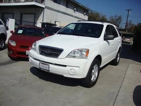 2006 Kia Sorento for sale at Car Tech USA in Whittier CA