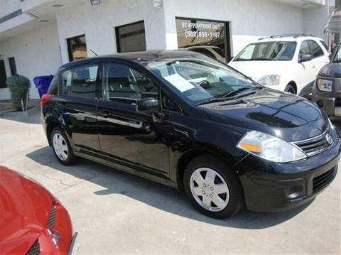 2011 Nissan Versa for sale at Car Tech USA in Whittier CA
