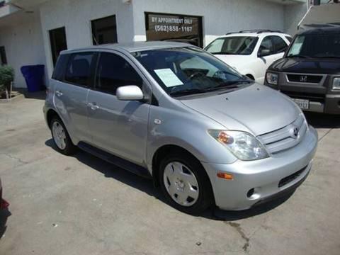 2005 Scion xA for sale at Car Tech USA in Whittier CA