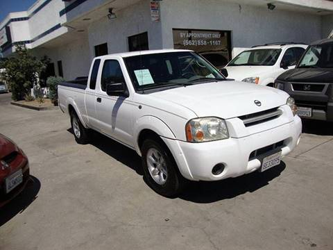 2004 Nissan Frontier for sale at Car Tech USA in Whittier CA