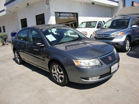 2005 Saturn Ion for sale at Car Tech USA in Whittier CA