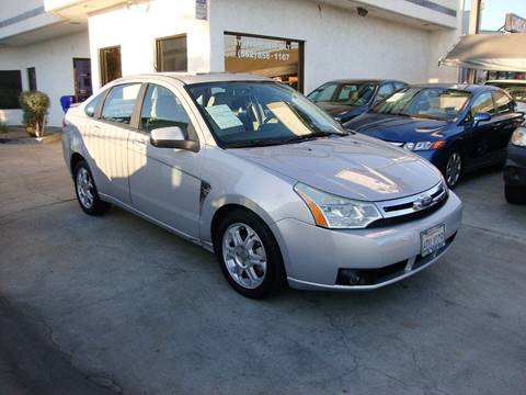 2008 Ford Focus for sale at Car Tech USA in Whittier CA
