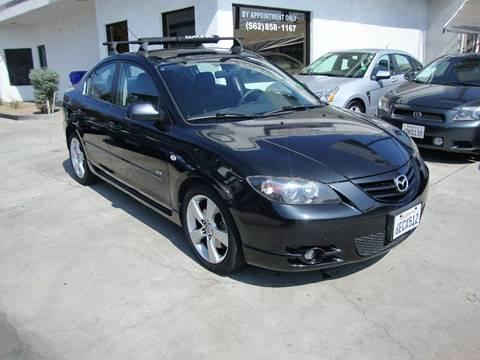 2004 Mazda MAZDA3 for sale at Car Tech USA in Whittier CA