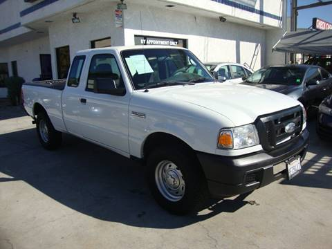 2006 Ford Ranger for sale at Car Tech USA in Whittier CA