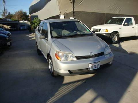 2002 Toyota ECHO for sale at Car Tech USA in Whittier CA
