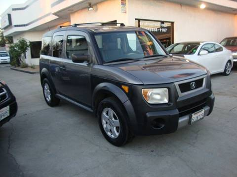 2005 Honda Element for sale at Car Tech USA in Whittier CA
