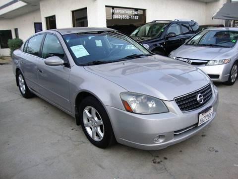 2005 Nissan Altima for sale in Whittier, CA