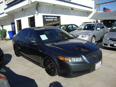 2005 Acura TL for sale at Car Tech USA in Whittier CA