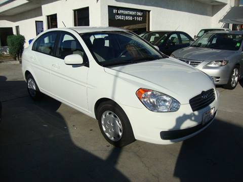 2010 Hyundai Accent for sale at Car Tech USA in Whittier CA