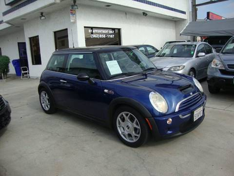 2004 MINI Cooper for sale at Car Tech USA in Whittier CA