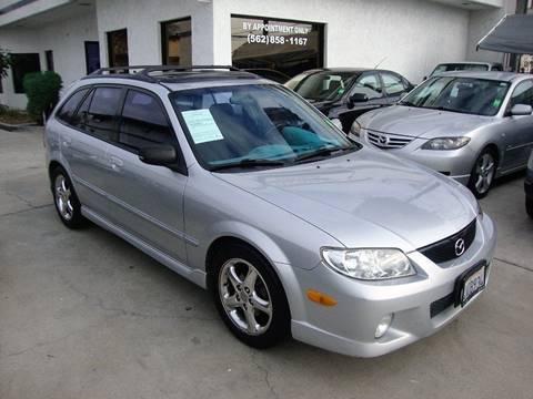 2002 Mazda Protege5 for sale in Whittier, CA