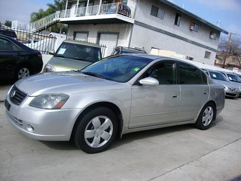 2005 Nissan Altima for sale in Whittier, CA