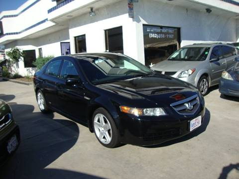2004 Acura TL for sale at Car Tech USA in Whittier CA