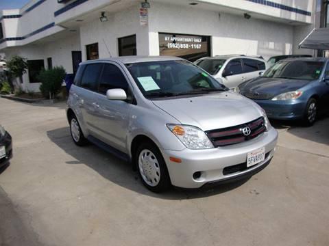 2004 Scion xA for sale at Car Tech USA in Whittier CA