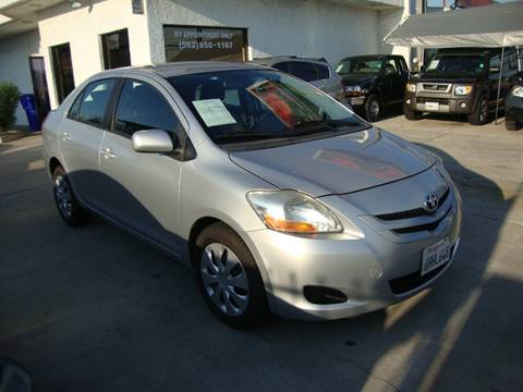 2007 Toyota Yaris for sale at Car Tech USA in Whittier CA