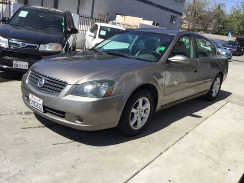 2005 Nissan Altima for sale at Car Tech USA in Whittier CA