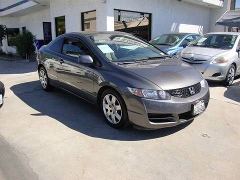 2011 Honda Civic for sale in Whittier, CA