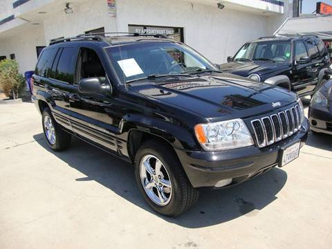 2001 Jeep Grand Cherokee for sale in Whittier, CA