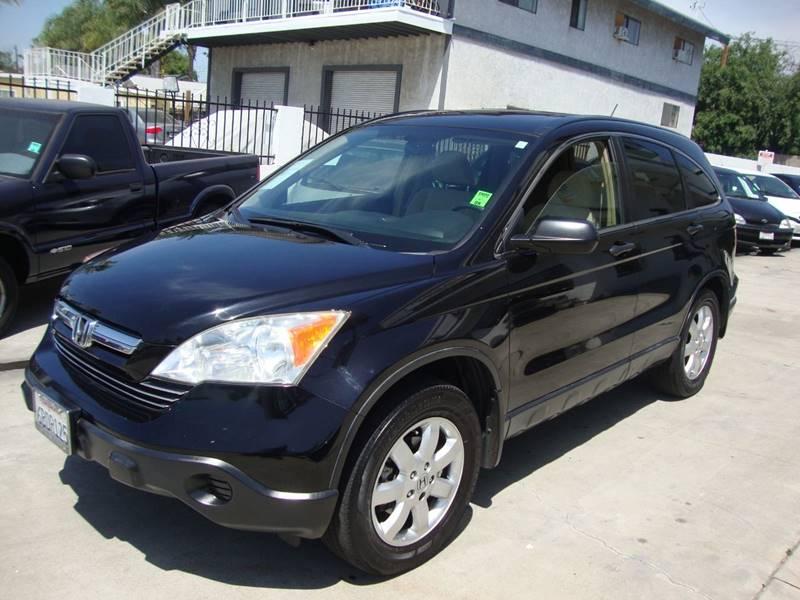 2007 Honda CR-V for sale at Car Tech USA in Whittier CA