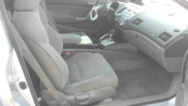2007 Honda Civic for sale at AUGE'S SALES AND SERVICE in Belen NM