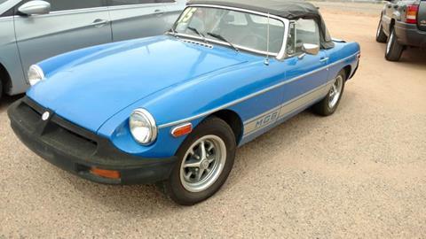 1977 MG B for sale in Belen, NM