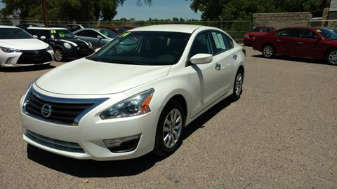 2014 Nissan Altima for sale in Belen, NM